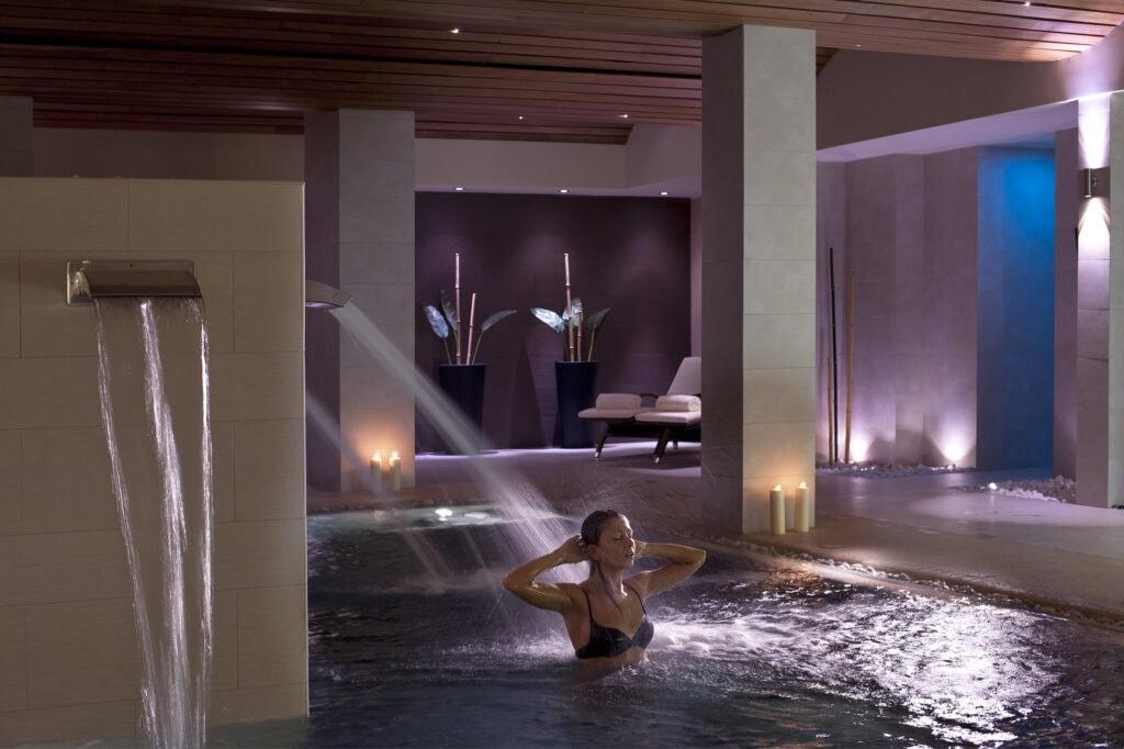 hotel_pamphili_roma_illuminazione_OLEV_spa_piscina